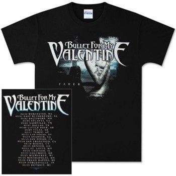 koszulka BULLET FOR MY VALENTINE  - FEVER AND LOGO
