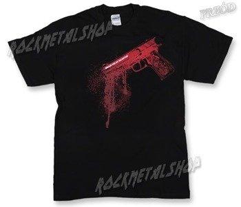 koszulka BULLET FOR MY VALENTINE  - GUN SPLATTER