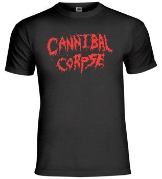 koszulka CANNIBAL CORPSE - OLD RED LOGO