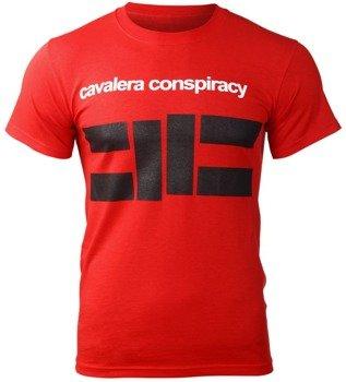 koszulka CAVALERA CONSPIRACY czerwona