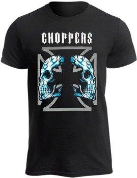 koszulka CHOPPERS - TWO SKULLS