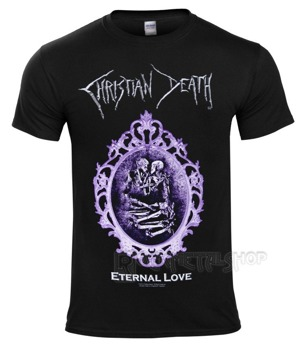 koszulka CHRISTIAN DEATH - ETERNAL LOVE