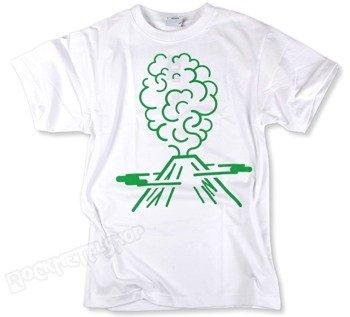 koszulka COOL KIDS OF DEATH - PLAN EWAKUACJI biała