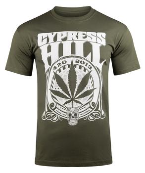 koszulka CYPRESS HILL - 420 2013