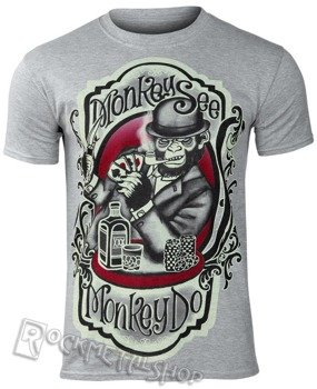 koszulka DARKSIDE - MONKEY SEE GREY