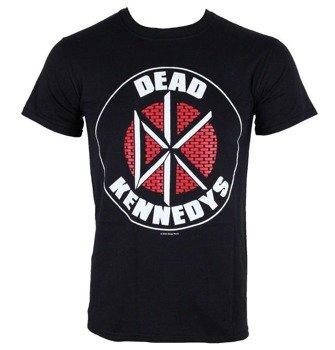 koszulka DEAD KENNEDYS - BRICK LOGO