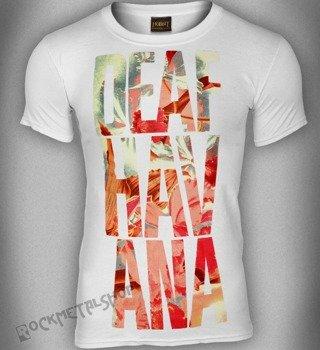 koszulka DEAF HAVANA - FLOAR