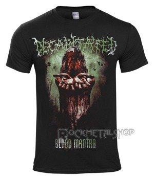 koszulka DECAPITATED - BLOOD MANTRA