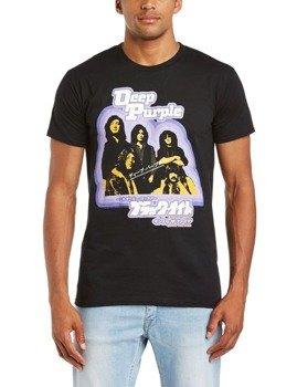koszulka DEEP PURPLE - BLACK NIGHT JAPAN