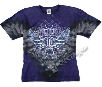 koszulka DEEP PURPLE - DEEPEST PURPLE barwiona