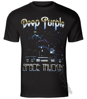 koszulka DEEP PURPLE - SPACE TRUCKIN
