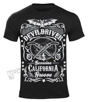 koszulka DEVILDRIVER - CALIFORNIA GROOVE