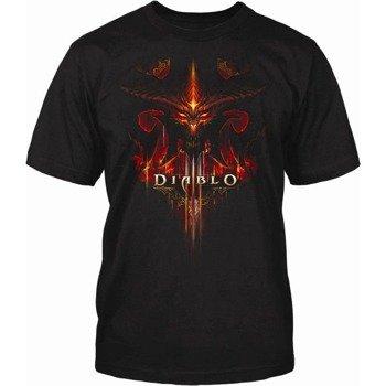 koszulka DIABLO III - BURNING