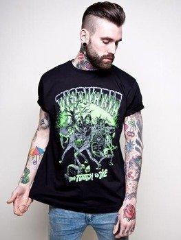 koszulka DISTURBIA - TOO TOUGH TO DIE