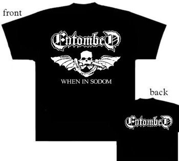 koszulka ENTOMBED