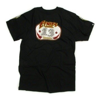 koszulka ETNIES - TEAM BMX (BLACK) 09'