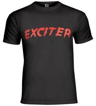 koszulka EXCITER - RED LOGO