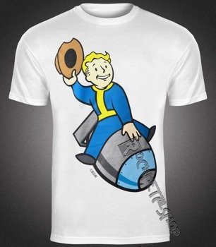 koszulka FALLOUT 4 - VAULT BOY BOMBER