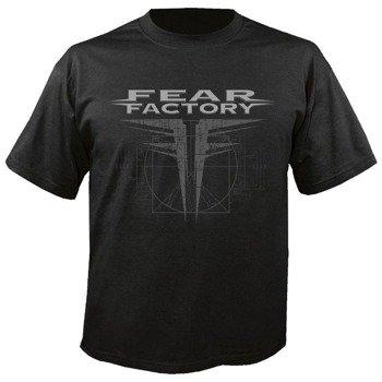 koszulka FEAR FACTORY - GNXS