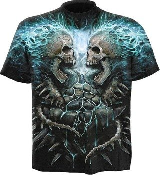 koszulka FLAMING SPINE