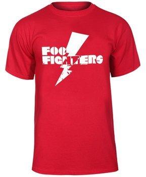 koszulka FOO FIGHTERS - MENS LIGHTNING BOLT