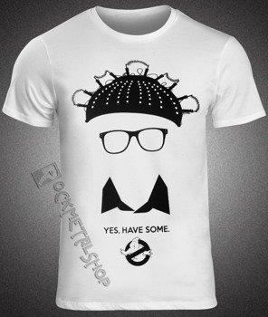 koszulka GHOSTBUSTERS - YES, HAVE SOME