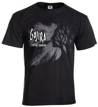 koszulka GOJIRA - L'ENFANT SAUVAGE