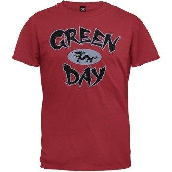 koszulka GREEN DAY - CHINA DRAGON