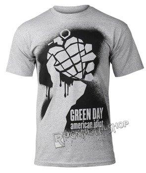 koszulka GREEN DAY - STENCIL AMERICAN IDIOT