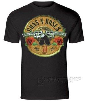 koszulka GUNS N' ROSES - 30TH PHOTO LOGO