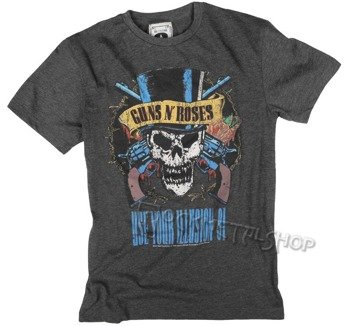 koszulka GUNS N' ROSES - USE YOUR ILLUSION TOUR