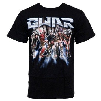 koszulka GWAR - PHOTO WITH RAYS