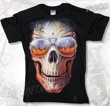 koszulka HELLFIRE SKULL