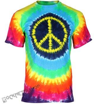koszulka HIPPIE PEACE