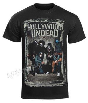 koszulka HOLLYWOOD UNDEAD - CEMENT PHOTO