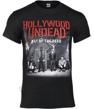 koszulka HOLLYWOOD UNDEAD - DAY OF THE DEAD