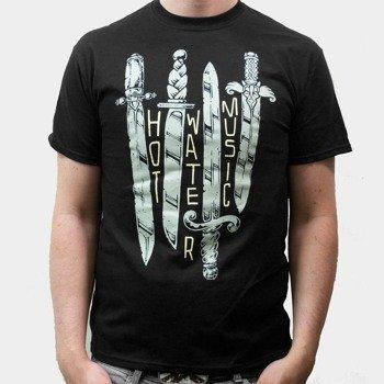 koszulka HOT WATER MUSIC - DAGGERS
