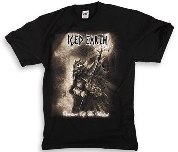 koszulka ICED EARTH - OVERTURE OF THE WICKED