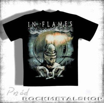 koszulka IN FLAMES - SOUNDTRACK TO YOUR ESCAPE