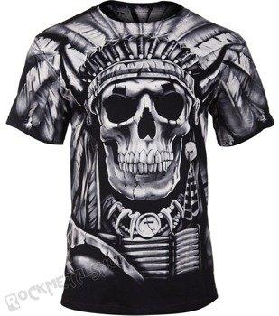 koszulka INDIAN SKULL