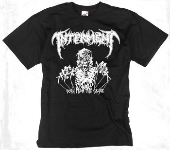 koszulka INTERMENT - TORN FROM THE GRAVE