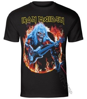koszulka IRON MAIDEN - FEAR LIVE FLAMES