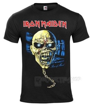 koszulka IRON MAIDEN - PIECE OF MIND SKULL