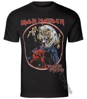 koszulka IRON MAIDEN - THE NUMBER OF THE BEAST VINTAGE