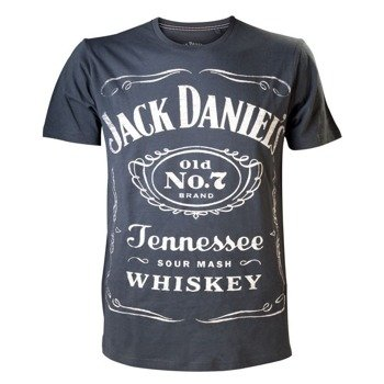 koszulka JACK DANIELS - REVERSIBLE PRINTED