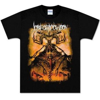 koszulka JOB FOR A COWBOY - OIL DEMON