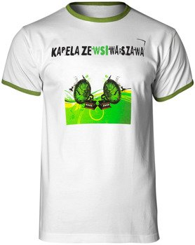 koszulka KAPELA ZE WSI WARSZAWA - WYMIXOWANE