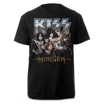 koszulka KISS - MONSTER INTERNATIONAL COVER