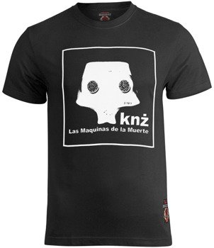 koszulka KNŻ KAZIK NA ŻYWO - LAS MAQUINAS DE LA MUERTE