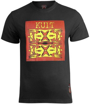 koszulka KULT - SPOKOJNIE czarna